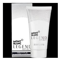 LEGEND SPIRIT SHOWER GEL 150 ML