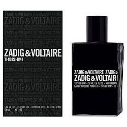 ZADIG & VOLTAIRE EAU DE TOILETTE UOMO 50ML SPRAY