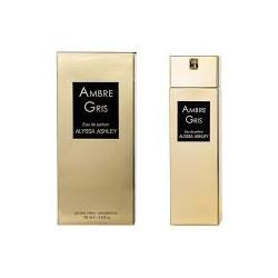 ALYSSA ASHLEY AMBRE GRIS EAU DE PARFUM 100ML SPRAY