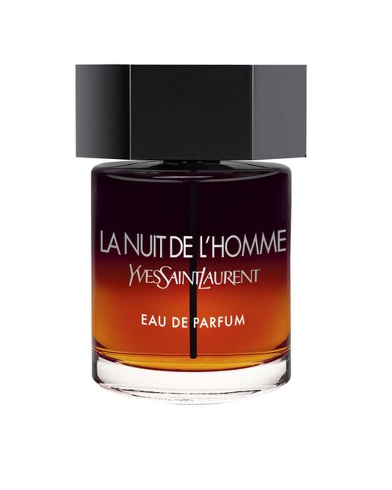 YVES SAINT LAURENT LA NUIT DE L HOMME  EAU DE PARFUM 100ML.SPRAY