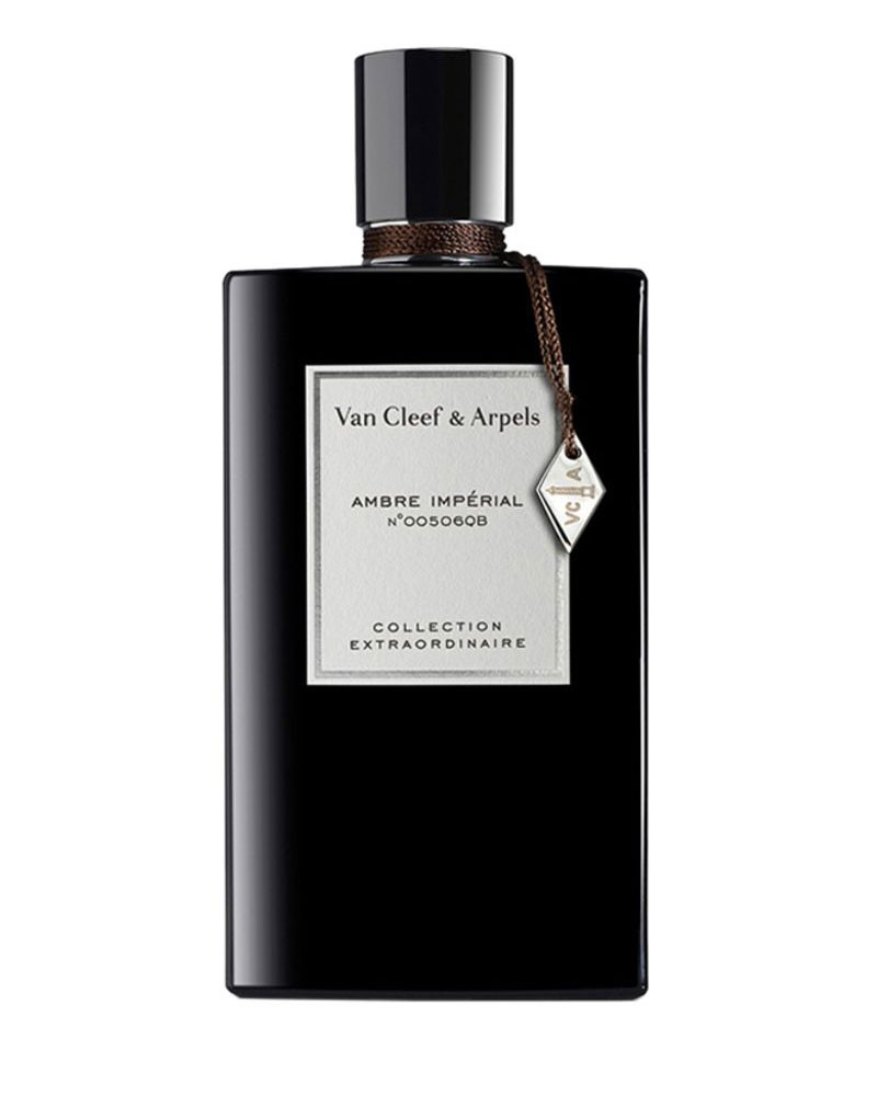 VAN CLEEF & ARPELS ORCHID LEATHER COLLECTION EXTRAORDINAIRE 75 ML.