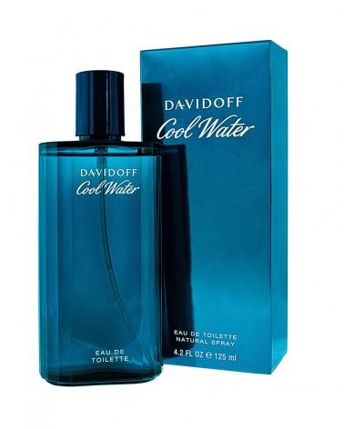 DAVIDOFF COOL WATER EAU DE TOILETTE 125ML SPRAY
