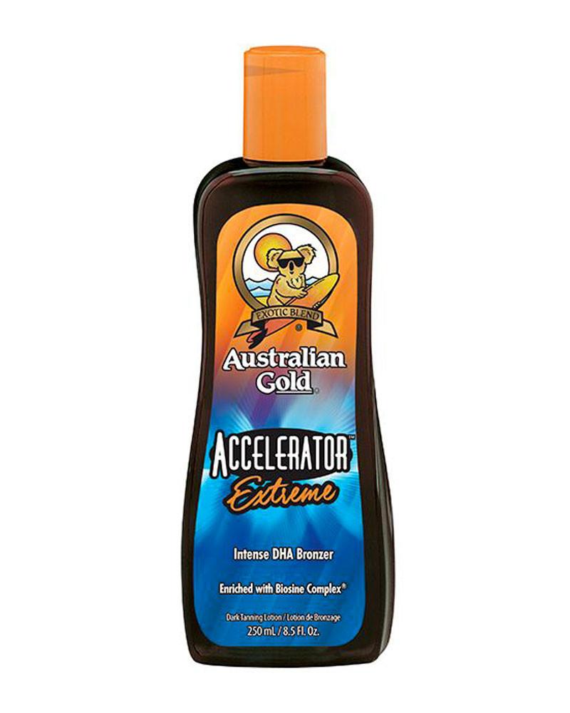 AUSTRALIAN GOLD ACCELERATOR EXTREME INTENSE BRONZER 250ML
