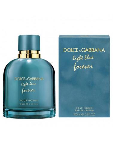 DOLCE & GABBANA LIGHT BLUE FOREVER POUR HOMME 100ML. SPRAY