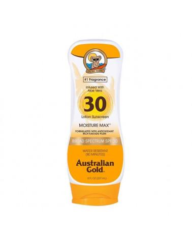 AUSTRALIAN GOLD LOTION SUNSCREEN SPF30 237ML.